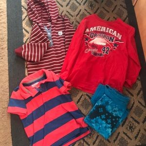 Other - Lot of Boys 3/4 & 5 T shirts